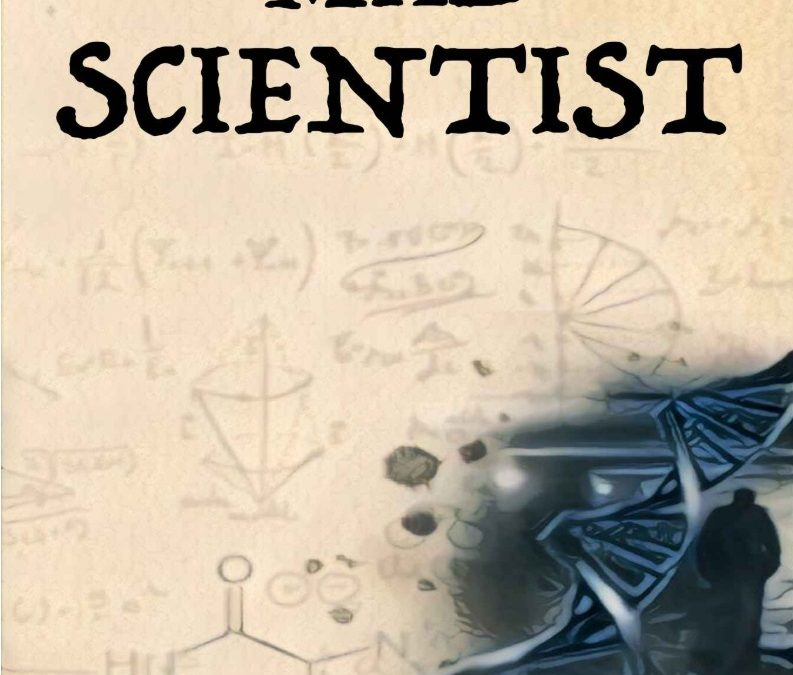 The Mad Scientist by Ed Silva Jr