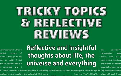 Tricky Topics & Reflective Reviews